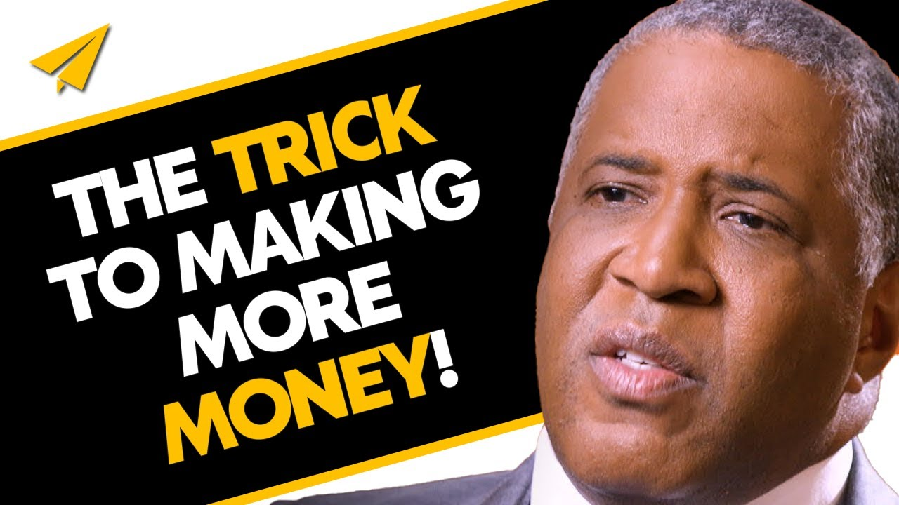 Robert F. Smith's Top 10 Rules For Success