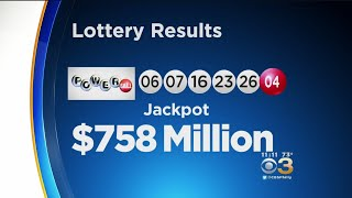 The numbers have been drawn for the second largest lottery prize in U.S. history.