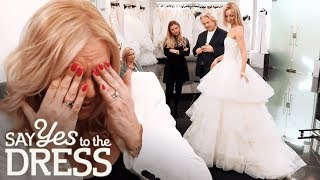 Bride and Mother Have a Clash of Opinion! | Say Yes To The Dress UK