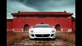 China - Ferrari California 2009