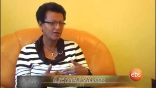 Who's who interview with founder of hospice Ethiopia sister Tsigereda yesfawosen