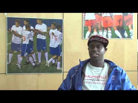 Player Perspective Series | Mbodje Sarr | Men's Soccer