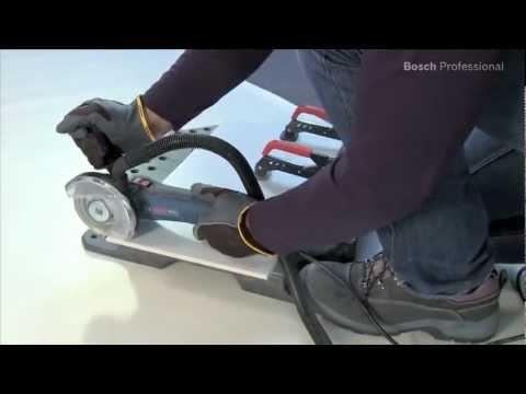 GCT 115 Professional Utensile per taglio e foratura di piastrelle Bosch Professional