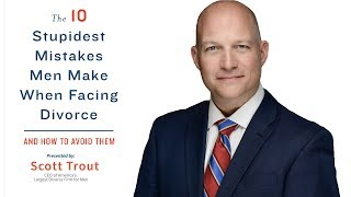 Video The 10 Stupidest Mistakes Men Make When Facing Divorce: And How to Avoid Them MP3, 3GP, MP4, WEBM, AVI, FLV September 2019
