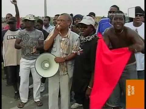 LKP 29 Jours+ Grève+ Guadeloupe = Prise d'Otage+ Intimidation à la Violence