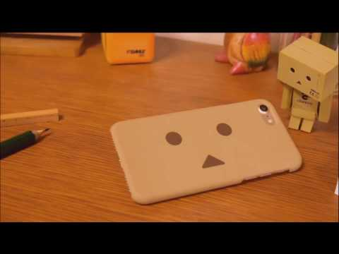 cheero Danboard Case for iPhone 7 / 8