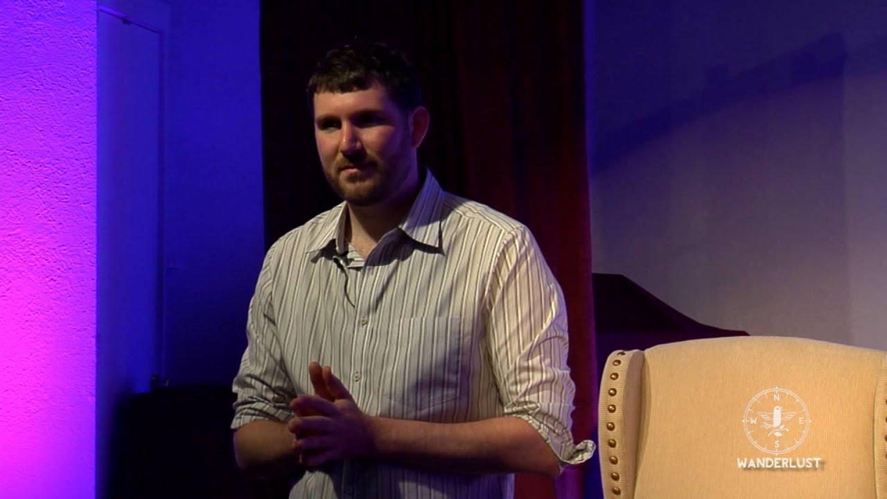 "How Algorithms Decide What We Pay Attention To"" Eli Pariser at Wanderlust's Speakeasy"