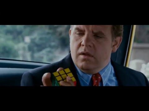 Pursuit of Happiness - Rubik's Cube - MATHEMATICS in the MOVIES