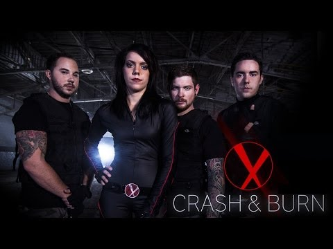 Darling Parade – Crash & Burn (OFFICIAL ACTION MUSIC VIDEO)