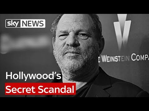 Hollywood's secret scandal