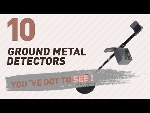 Ground Metal Detectors // New & Popular 2017