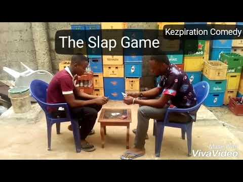 The Slap Game😂(Real house of comedy) (Kezpiration Comedy)