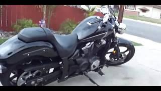 9. 2013 Yamaha Stryker