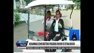 Video Jokowi : Lalu Muhammad Zohri Orang besar bukan Jokowi karena dengan keterbatasan bisa juara dunia MP3, 3GP, MP4, WEBM, AVI, FLV Juli 2018