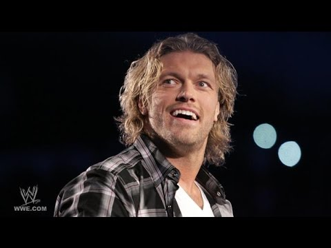 0 Edge Teases Retirement at WWE Live Event
