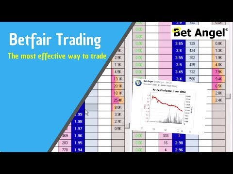 The Most Effective Way To Trade On Betfair