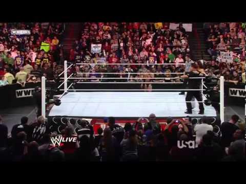 WWE Raw 12/27/10 full show