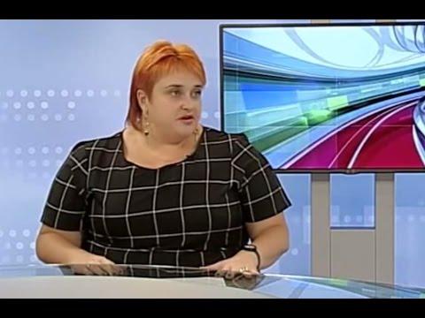 Ольга Лепникова о Неделе французского кино в эфире телеканала Афонтово