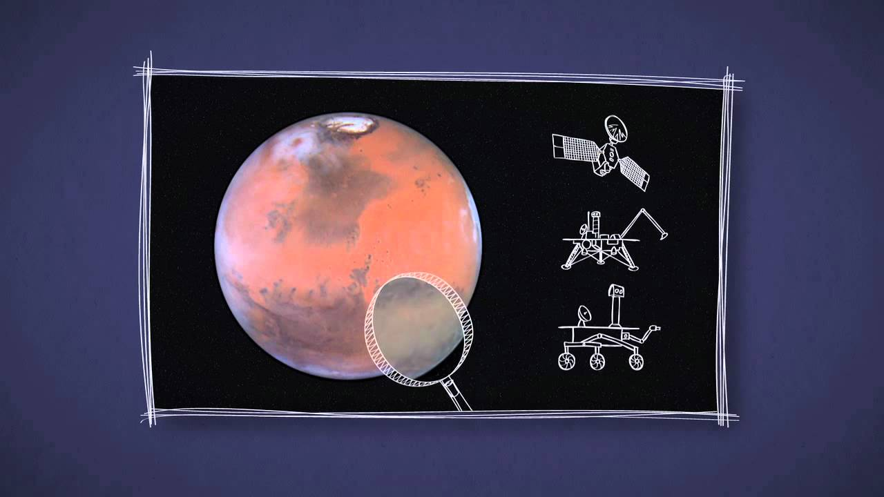 Video: Is Mars really red?
