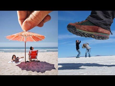 5 trucchi usati dai fotografi per ingannarti! - da vedere!