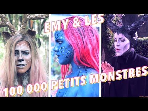 Emy & Les 100 000 petits monstres.
