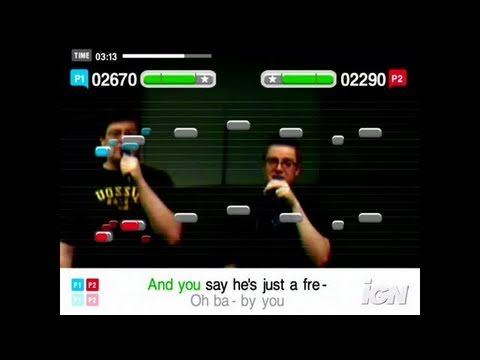 playstation 2 singstar legends playlist