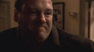 The Sopranos - TONY raging (Part 7)