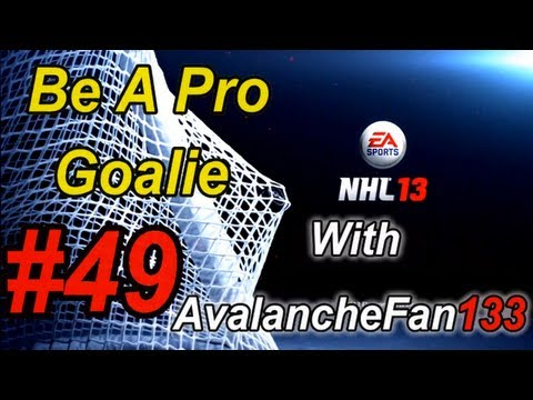 NHL 13 – Be A Pro – Goalie – Episode 49: Game 76 of My Third Season