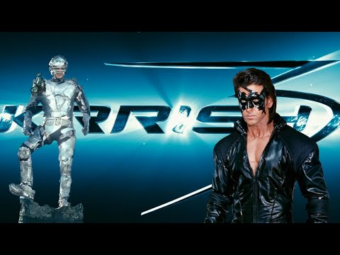Krrish 3 (Full Bollywood Superhero Blockbuster Movie In 9 Minutes)