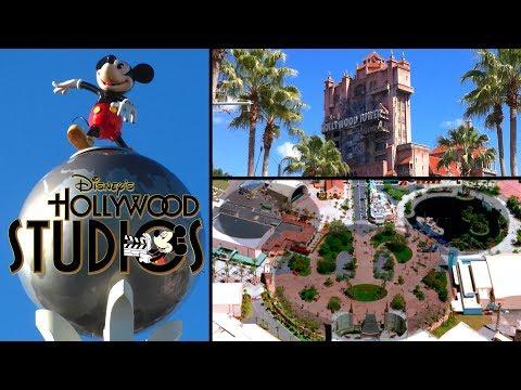 Top 10 BEST Disney Hollywood Studios Secrets!   Disney-MGM Studios History (видео)