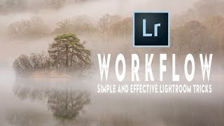 ORGANISE your PHOTOS BETTER - LIGHTROOM tips and tricks