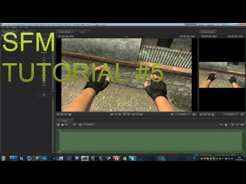 Source FilmMaker Tutorial #5 (Animation from the first person) by lane RUS: Free Video and related media - Mashpedia Player