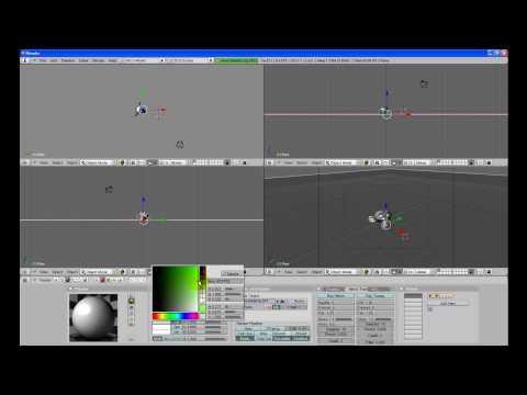 Video 2 de Blender: Modelar objetos en 3D para animación