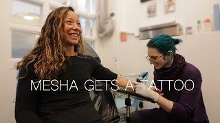 Mesha Gets A Tattoo!!! (We Celebrate Our Anniversary)