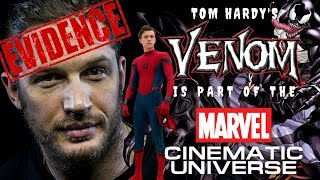 Video EVIDENCE: Tom Hardy's VENOM is Part of the MCU! MP3, 3GP, MP4, WEBM, AVI, FLV Juli 2018