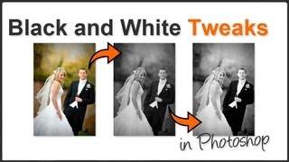 Photoshop Black and White