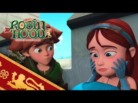 ROBIN HOOD 🏹 Marian rules ! 👑 Season 2