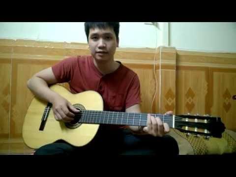 Hướng dẫn Guitar đệm hát - Bài 4: Điệu slow surf (móc dây) Guitar Tiến Quyết