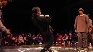 Mavericks (ryo & FatSnake) vs Jenes + Yuta – JUSTE DEBOUT TOKYO 2020 POPPING BEST8