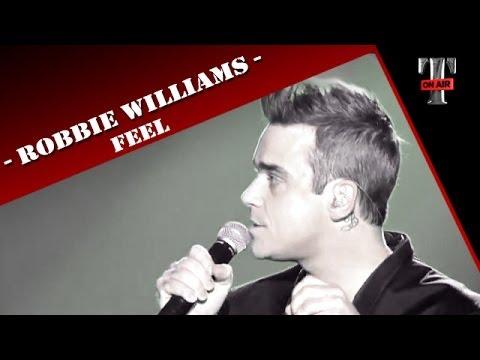 Robbie Williams - Feel (TARATATA - Janv. 2010)