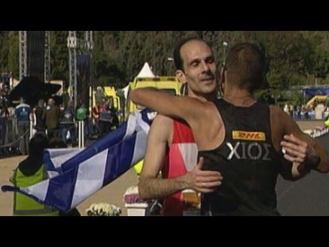 Μαραθώνιος Αθήνας: Δηλώσεις Ελλήνων νικητών