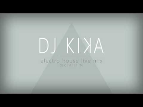 Dj Kika - December 2016 Electro House Mix (видео)