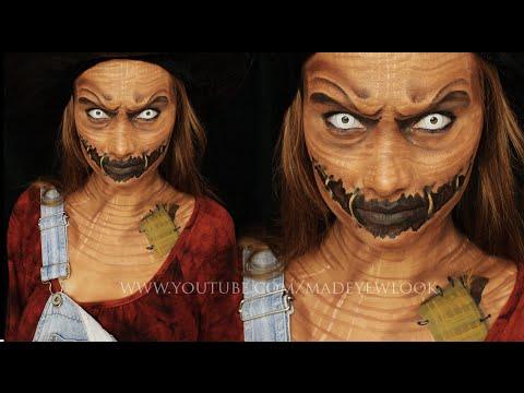 Scarecrow Makeup Tutorial You - Mugeek Vidalondon