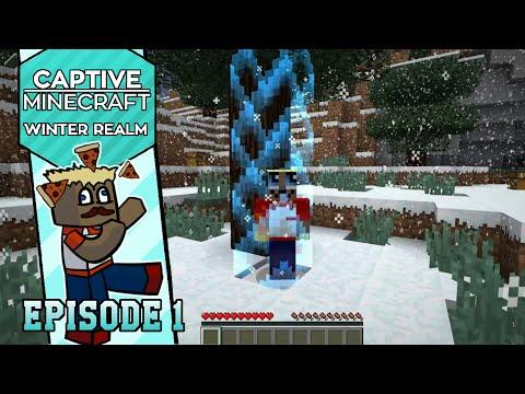 Dansk Minecraft: Captive Minecraft IV #01 - SPÆRRET INDE?!