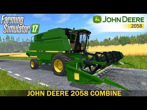 John Deere 2058 v1.0