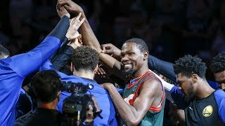 Sacramento Kings vs GS Warriors - Full Game Highlights | Oct 5, 2018 | NBA Preseason
