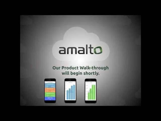 Amalto iPhone App & Apple Watch