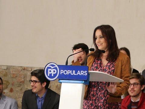 """Levy pide """"a PSOE y C's responsabilidad para no caer en el populismo de Podemos"""""""