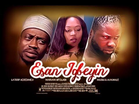 Esan Igbeyin - Latest Yoruba Movie 2017  Yoruba BLOCKBUSTER