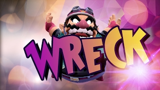 Wreck – A Wario Montage Ft. WitchCraftAndWaftery